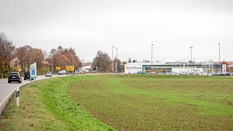 Der Landsberger Stadtrat hat dem Wunsch des Landkreises, an der Münchener Straße eine Außenstelle für das Landratsamt zu bauen, entsprochen.