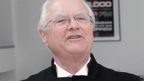 Der evangelische Pfarrer Hans-Joachim Schaffer erlag einem Krebsleiden.