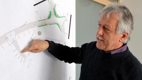 Bürgermeister Johannes Erhard wurde bei der Bürgerversammlung in Penzing von einem Zuhörer scharf angegangen.