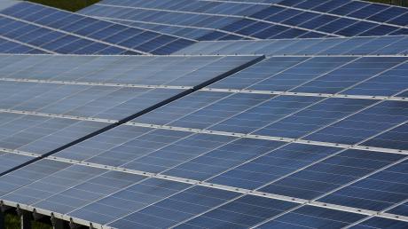 Nordöstlich von Motzenhofen ist ein Solarpark geplant.