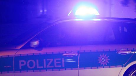 Vor allem Kleinbrände beschäftigten die Landsberger Polizei zum Jahreswechsel.