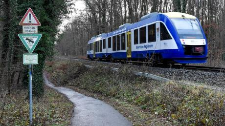 Im Bereich zwischen dem südlichen Ende von Holzhausen und dem nahen Naturschutzgebiet Seeholz möchte die Telekom einen neuen, 40 Meter hohen Mobilfunkmasten aufstellen.