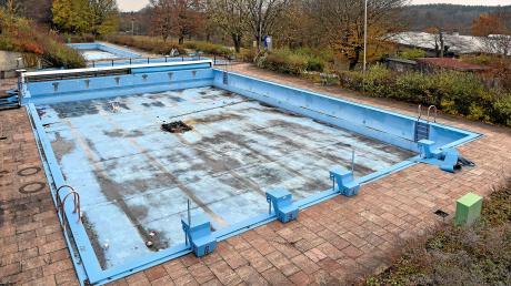 Das Warmfreibad des Landkreises in Greifenberg soll umgebaut werden.