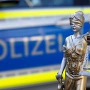 In Augsburg findet der Prozess gegen einen Rieser Landwirt statt.