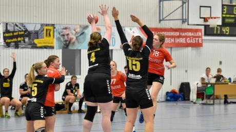 TSV Landsberg: Auch zum Training wie zum Spiel werden die Hallen genutzt.