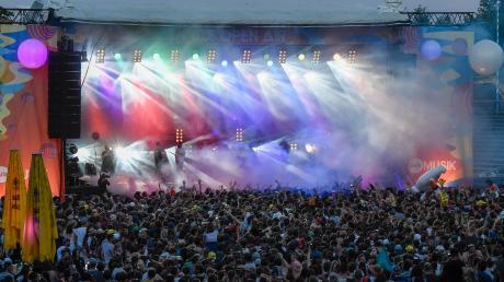 Mächtig was los war im Juni vergangenen Jahres beim Puls Open-Air auf dem Gelände von Schloss Kaltenberg. Auch heuer findet das beliebte Musikfestival statt.