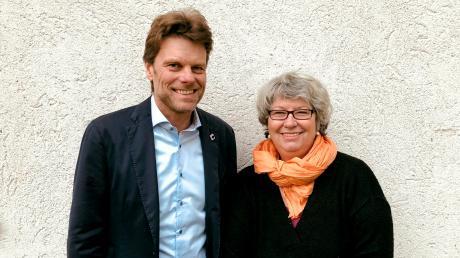 Robert Sedlmayr und Annunciata Foresti werden vom ehemaligen Kreischef der ÖDP kritisiert.