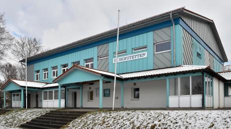 Die Mehrzweckhalle in Hofstetten: Um die Höhe der Nutzungsgebühren für Vereine bei Festen ging es jetzt im Gemeinderat.