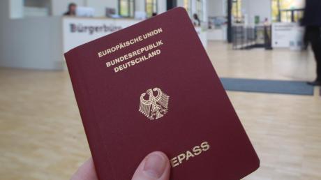 Vor allem bei Briten ist zurzeit der deutsche Pass recht beliebt.