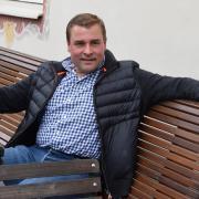 Martin Brink, der Wirt der Dießener Unterbräu, will nur noch Veranstaltungen von bestimmten politischen Gruppierungen in seiner Gaststätte.
