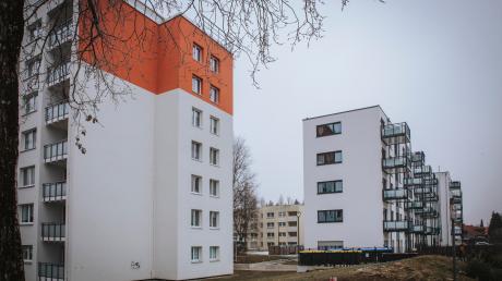 Ein begehrtes Gut in Landsberg: Wohnungen wie hier am Ziegelanger.