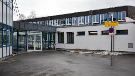 Die Kindertagesstätte Don Bosco ist derzeit ausgelagert in die Mittelschule Kaufering.
