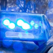 Die Polizei meldet einen Verkehrsunfall in Möttingen.