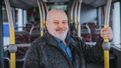 Horst Argesheimer ist Betriebsleiter bei der Waibel Bus GmbH in Landsberg. Er bezieht nach den Vorwürfen und nach einem Unfall am vergangenen Donnerstag nun Stellung.