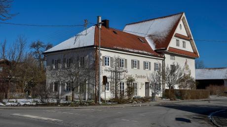 Das Gebäude im Dorfzentrum von Rott soll um- und neugebaut werden.