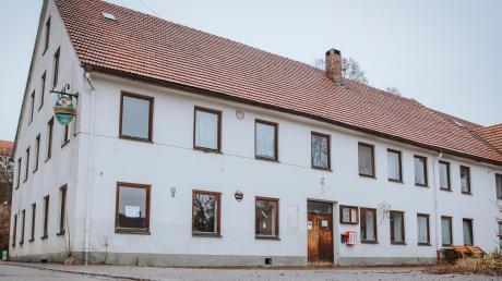 Die Gemeinde plant, das ehemalige Gasthaus Goggl in Unterdießen abzureißen.