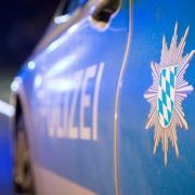 Nach dem Lauinger Umzug hatte die Polizei einiges zu tun.