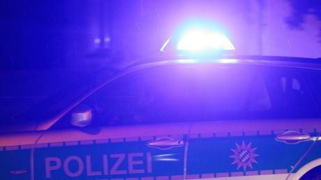 Unfall in der Krumbacher Brunnenstraße: Dies meldet die Polizei in ihrem Bericht (Symbolbild).