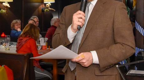Felix Bredschneijder (SPD) will Oberbürgermeister werden.