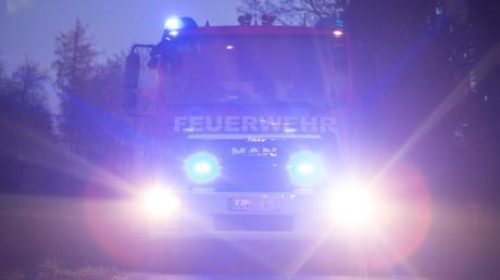 Die Feuerwehr musste einen Brand in einem Haus in Pestenacker löschen.