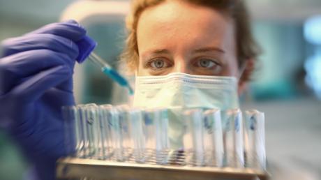 Auch im Landkreis Weilheim-Schongau gibt es seit Kurzem drei bestätigte Infektionen mit dem Coronavirus.