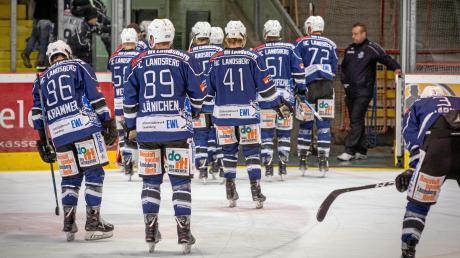 Das war's für den HC Landsberg und alle weiteren Eishockey-Teams im Bayerischen Eislaufverband: Die Saison wurde wegen der Ausbreitung des Coronavirus komplett abgesagt.