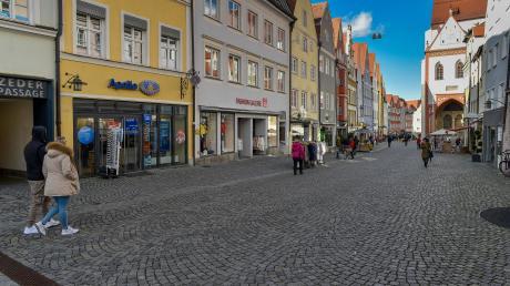 Am Samstag wollten die Parteien und Gruppierungen in der Landsberger Fußgängerzone (unser Foto) eigentlich zum Wahlkampf-Endspurt blasen. Sie haben sich allerdings dazu entschlossen, keine Wahlstände aufzubauen.