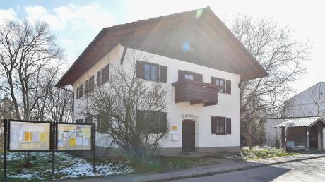 Das Greifenberger Rathaus: Da Bürgermeister Johann Albrecht nicht mehr kandidiert hat, wird es hier ab 1. Mai eine(n) neue(n) Chef(in) geben.