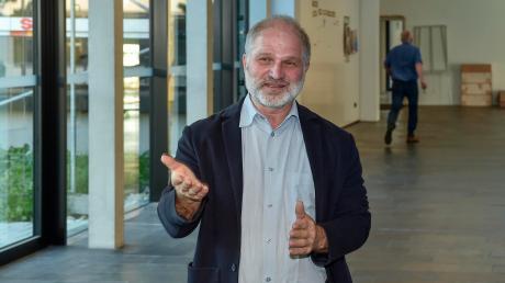 Wolfgang Hauck hatte die Idee der virtuellen Ausstellung.