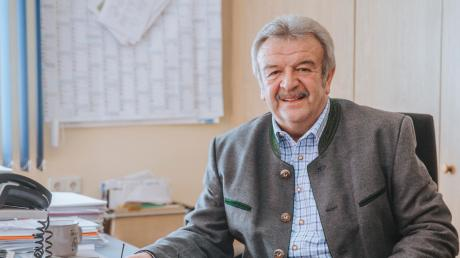 Quirin Krötz tritt nach 18 Jahren als Bürgermeister von Rott zum 1. Mai ab. Der 63-Jährige war dann fast vier Jahrzehnte in der Gemeindepolitik aktiv.