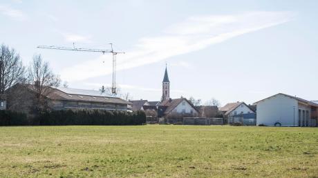 In den nächsten Wochen sollen an der Hochstraße in Weil die Arbeiten für den neuen Kindergarten beginnen.
