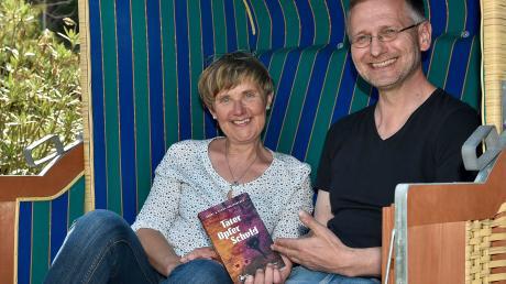 Das Landsberger Autorenduo Uschi und Klaus Pfaffeneder hat einen neuen Landsberg-Krimi geschrieben.