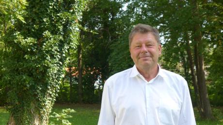 Josef Lutzenberger gibt am 30. April sein Amt als Bürgermeister von Utting ab.