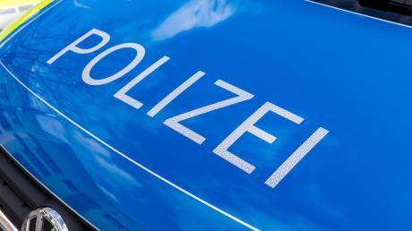Die Polizei meldet einen spektakulären Unfall in Peißenberg.
