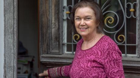 Maria Sedelmayr aus Igling gilt seit einer Krebserkrankung als Risikopatientin. Sie hat sich im März mit dem Coronavirus infiziert.