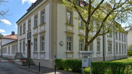 Das Amtsgericht Landsberg.