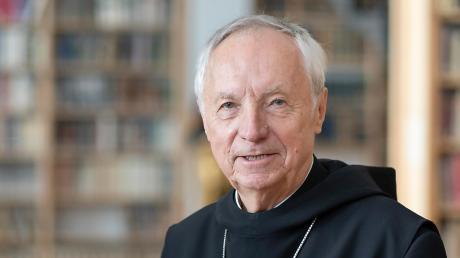 Der emeritierte Erzabt und Abtprimas Dr. Notker Wolf feiert am Sonntag in St. Ottilien seinen 80. Geburtstag.