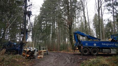 Im Januar und Februar ließ die Gemeinde Finning an mehreren Stellen nach Wasser suchen. Die Ergebnisse wurden jetzt im Gemeinderat vorgestellt.