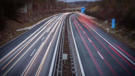 Auf der A96 stehen Bauarbeiten zwischen den Anschlussstellen Landsberg-Ost und Greifenberg.
