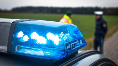 Ein Unfall mit einem Kleinkraftrad hat sich am Donnerstag bei Pürgen ereignet.