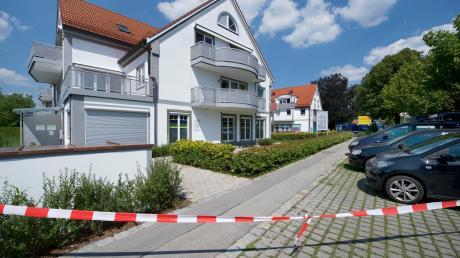 Nach den Bränden in einem Greifenberger Wohn- und Geschäftshaus geht die Polizei von Brandstiftung aus.