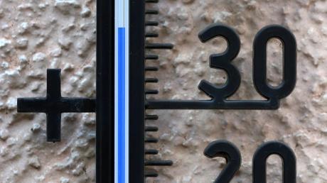 Das Thermometer steigt in diesen Tagen oft über die 30-Grad-Marke.