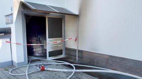 In den vergangenen Tagen brannte es in Greifenberg mehrfach.