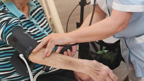 In Erpfting besteht ein Mangel an medizinischer Versorgung und Pflegeeinrichtungen.