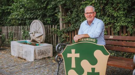 Konrad Maisterl hat am 1. Mai das Amt des Bürgermeisters in Scheuring übernommen.