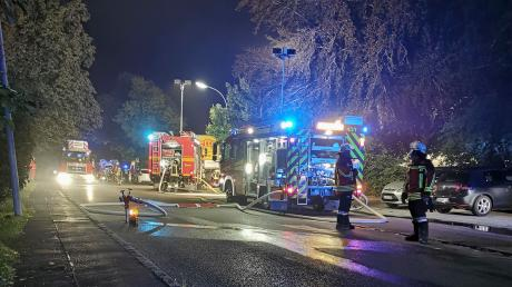 In Greifenberg hat es zuletzt drei Brände gegeben. Die Polizei hat eine Tatverdächtige festgenommen.