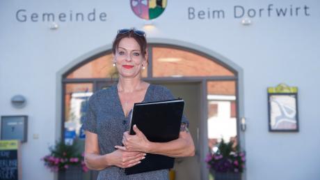 Heike Schappele trifft im Gemeinderat nicht nur auf ihren Vorgänger, sondern auch auf ihren Konkurrenten bei der Kommunalwahl. Das ist eine einzigartige Konstellation im Landkreis.