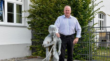 Andreas Glatz ist neuer Bürgermeister von Hurlach und neuer Vorsitzender der Verwaltungsgemeinschaft Igling. Er hat noch viele Themen auf der Agenda.
