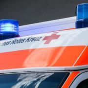 Ein elfjähriges Mädchen ist bei einem Unfall in Krumbach verletzt worden.