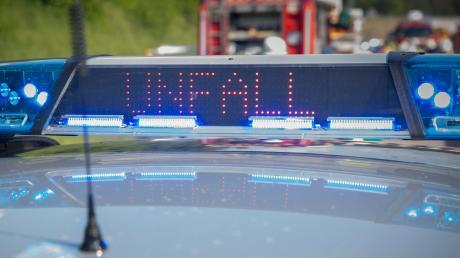 In Langenhaslach hat sich am Wochenende ein ungewöhnlicher Unfall ereignet.